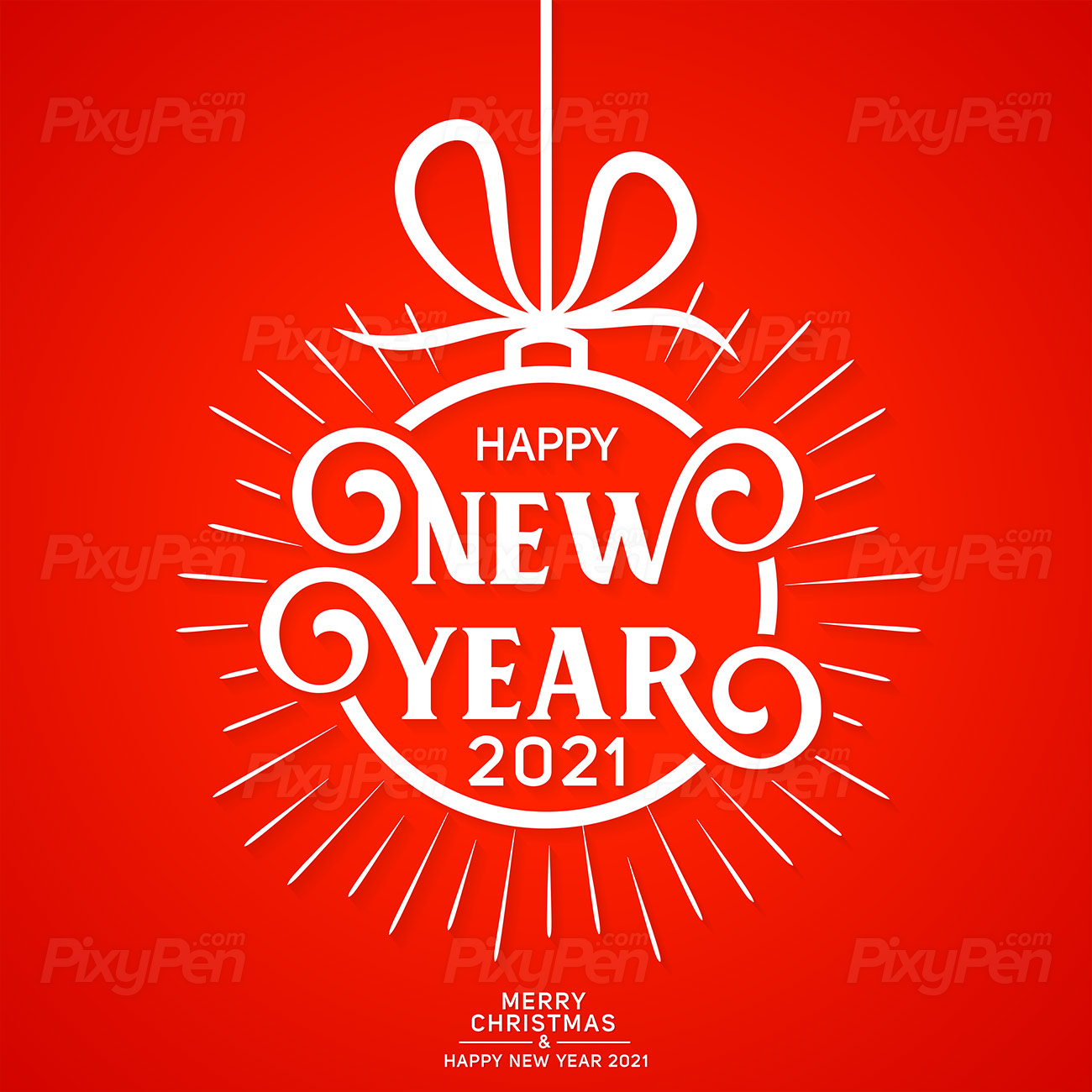 merry christmas and happy new year 2021 vector pixypen merry christmas and happy new year 2021 vector